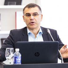 S. Djankovas: šiandien verslui reikia mažiau kapitalo