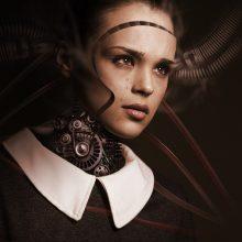 Robotai atima darbo vietas. Bet ar iš tikrųjų žmonės turi dirbti?