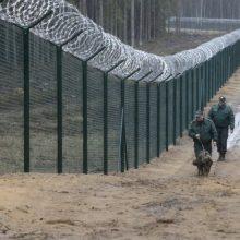 Rusija jaučia daugiau grėsmių: planuoja keisti politiką valstybės sienų atžvilgiu