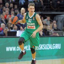 Sirgaliaus iššūkio sulaukęs E. Ulanovas: Lietuvoje visi moka žaisti krepšinį