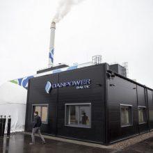 """Energetikos ministerijos taikos sutarčiai su """"Danpower"""" neliko kliūčių"""