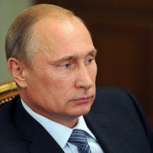 Sankcijas Rusijai dėl Ukrainos JAV toliau griežtins kartą per kelis mėnesius