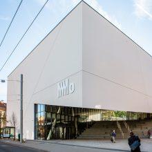 Vilnius pasitinka modernaus meno muziejų MO