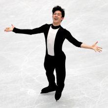Pasaulio čempionato solistų varžybose pirmauja JAV čiuožėjai