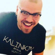 R. Kalinkinas: norint išgarsėti mados pasaulyje vien talento nepakanka, reikia pinigų