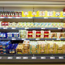 Vėl siūloma maisto produktams taikyti 9 proc. PVM