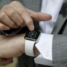 5 priežastys, kuo naudingas išmanusis laikrodis