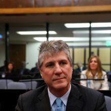 Buvęs Argentinos viceprezidentas nuteistas už korupciją