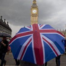 """Vokietija: Didžioji Britanija turi pateikti pasiūlymų dėl """"Brexit"""""""
