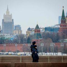 Maskva skelbia užkirtusi kelią išpuoliui Rusijoje