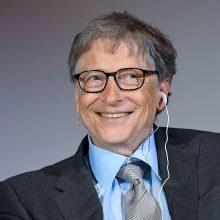 B. Gatesas teigia, kad sėkmė nėra pinigai – kas iš tiesų?