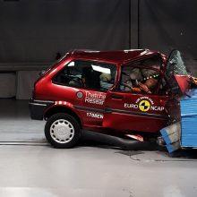 Kiek saugumo žvaigždučių vertas Lietuvos automobilių parkas?