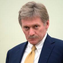 Kremlius: Pasaulio futbolo čempionatas nepriklauso politikai