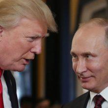 """ES ragina JAV ir Rusiją """"išsaugoti"""" branduolinę sutartį"""