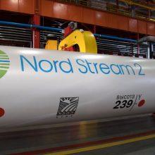 """Berlynas JAV ambasadoriaus laišką dėl """"Nord Stream 2"""" laiko provokacija"""