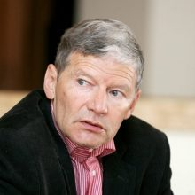 Premija už geriausią lietuvišką romaną skirta rašytojui M. Zingeriui