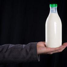 Kokį pieną rinktis: raugintą ar pasterizuotą?