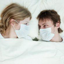Specialistai rekomenduoja skelbti gripo epidemiją: akiratyje net 7 savivaldybės