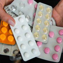 Naujas kainynas: 200 tūkst. pacientų turės pakeisti bent vieną vartojamą vaistą