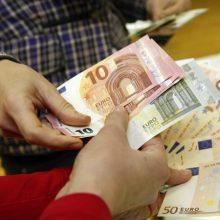 Skubus raginimas emigrantams: pateikę prašymą galite susigrąžinti pinigų