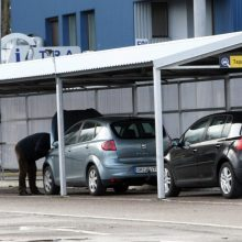 """""""Regitra"""" pataria, kaip neįsigyti vogto automobilio"""