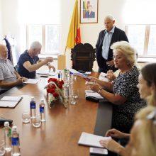 Dėl oro taršos Klaipėdos meras prašo užtarimo ir Seime