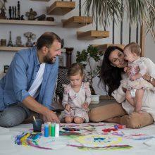 Penki J. Žižės patarimai tėveliams, kaip namuose palaikyti tvarką