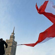 Lenkijos nacionalistų laukia svarbus išbandymas vietos rinkimuose