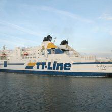 Klaipėdos uoste – nauja laivybos linija