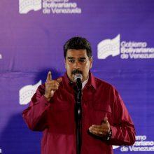 14 Šiaurės ir Pietų Amerikos šalių atšaukia savo ambasadorius Venesueloje