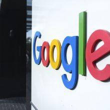 """""""Google"""" per dvejus metus dėl nederamo lytinio elgesio atleido 48 darbuotojus"""