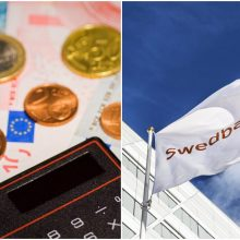"""Skandalas tęsiasi: reikalaujama Finansų inspekcijos paaiškinimų dėl """"Swedbank"""""""
