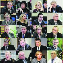 Klaipėdos taryba paliks pėdsaką?