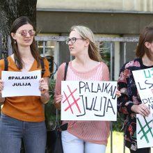 Sveikatos mokslų universitetą drebina seksualinio priekabiavimo skandalas