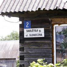 Tautinių mažumų savivaldybėse leisti vartoti ne tik lietuvių kalbą?