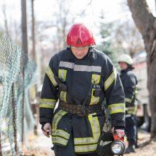 Sekmadienį per gaisrus sudegė vyras ir moteris