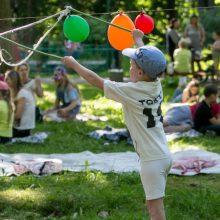 Netikėtumų festivalis kviečia: atvyk į pikniką Vilijampolėje