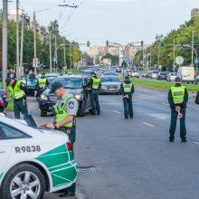 Neblaivus vairuotojas prisižaidė – gali būti konfiskuotas darbdavio automobilis
