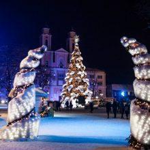 Paaiškėjo Kauno Kalėdų kaina: pirmauja tarp visų miestų