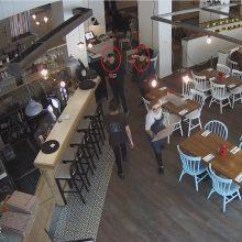 Laisvės alėjoje esančiame restorane – įžūli vagystė <span style=color:red;>(gal atpažįstate šiuos vyrus?)</span>