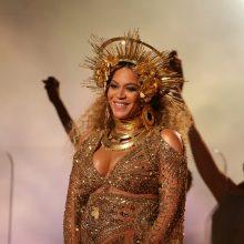 Beyonce susilaukė dvynių