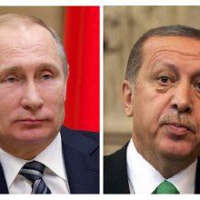 Turkija ir Rusija naudos elektroninius pinigus tarpusavio atsiskaitymams?