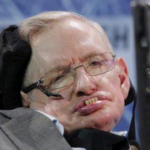 Paskutinė S. Hawkingo visatos teorija siunčia ir liūdną perspėjimą