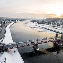 Žvilgsnis į praėjusius metus Kaune: šimtai tūkstančių turistų ir investicijų plėtra