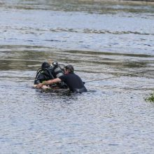Iš tvenkinio Tauragės rajone ištrauktas vyro lavonas