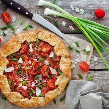 Savaitgalio improvizacija – gardžiausi pyragai su daržovėmis <span style=color:red;>(keturi receptai)</span>