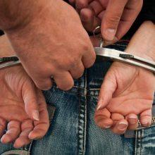 Sulaikyti keturi užpuolikai, įtariami smaugę ir apvogę marijampolietį