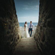 Vestuvės Maltoje: žinutė ledinukų puodynėje