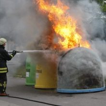 Atnaujintas ikiteisminis tyrimas dėl gaisrų Fabijoniškėse