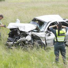 Sprukti iš avarijos ketinusį girtą vairuotoją sulaikė pilietiškas kaunietis